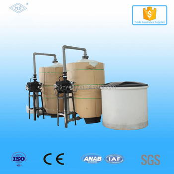 Double Fiberglass Resin Tank 30m3 Hr Water Softener Filter To Remove Water Hardness Buy Water Softener Water Softener Resin Water Softener Product On Alibaba Com