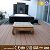 Waterproof ECO building material long service lifetime exterior flooring