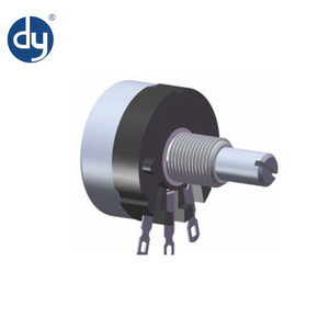 Wide Range 2K Ohms Potentiometer