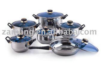 Cookware Set Stainless Steel Bruin Blog