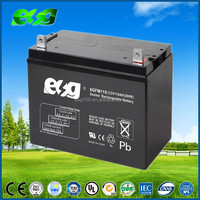 rechargeable 12v 110Ah deep cycle battery solar agm 110Ah vrla battery