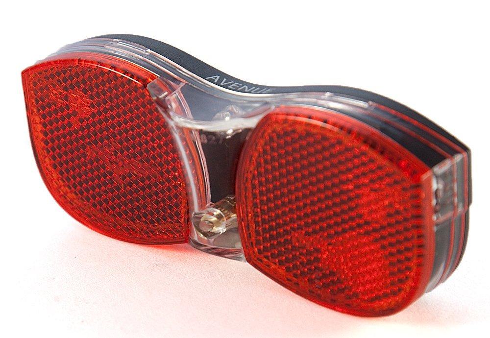 Sport DirectTM Mega Bright Avenue Bicycle Bike LED Rear Dynamo Light