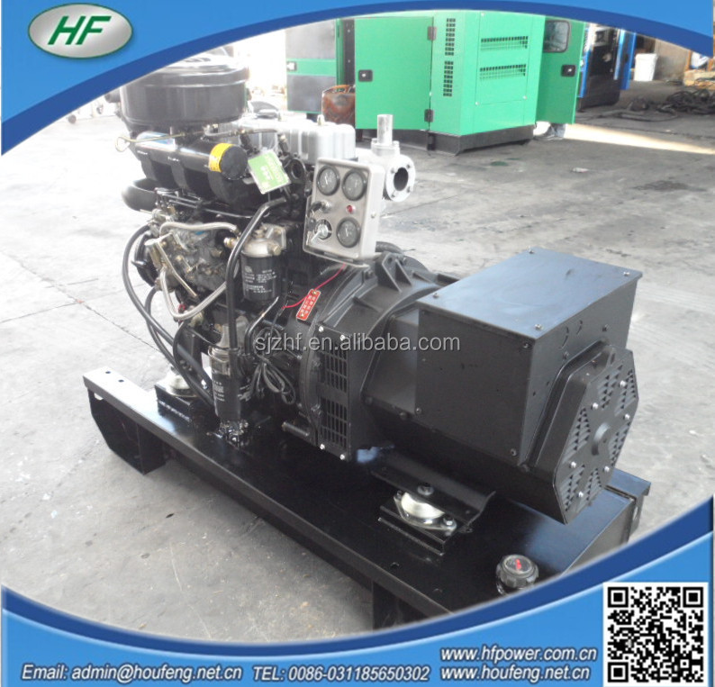 HF POWER BL24 24kw buy marine generator diesel