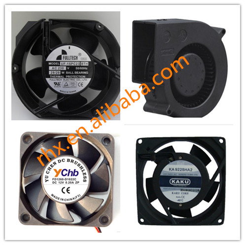 Fan BAAA0925R2U AVC 6033b0034201 CPU Original and New