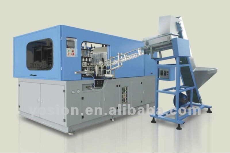 YS1500FA-4 chinese full-automatic stretch PET bottle blow molding machinery supplier
