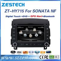 For hyundai sonata nf car dvd gps 7 generation 2006 2007 2008 car parts digital touch screen car radio