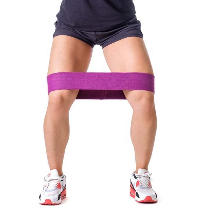 2019 nieuwe ontwerp Booty Bands Weerstand Hip Exercise Bands Fitness Lus Workout Hip Antislip Stretch Bands voor Thuis fitness