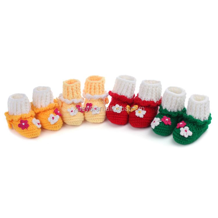 Encuentre el mejor fabricante de patrones de escarpines de bebe en ...