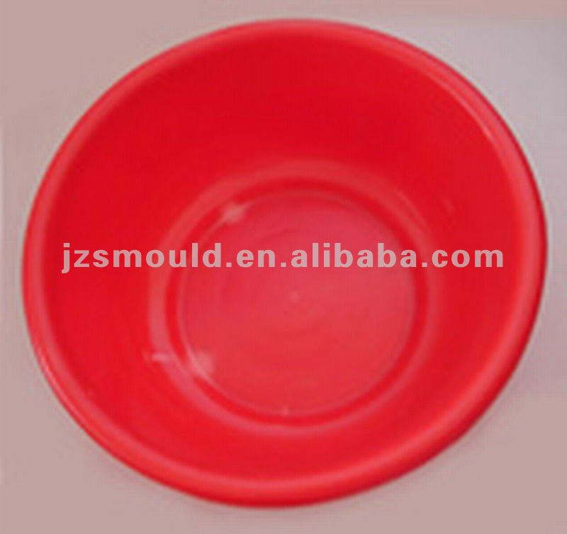 mould manufacture produced product injection moulded red buckets