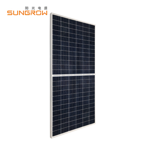 Wholesale manufacturers 255w 250w Trina low price transparent solar panel in china