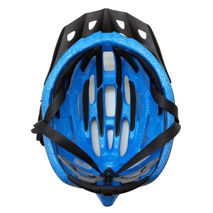 Lightweight great ventilation bike helmet 7