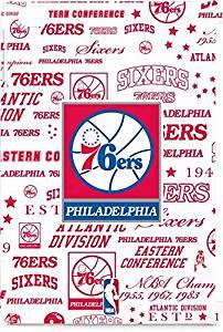 NBA Philadelphia 76ers iPad Mini Lite Case - Philadelphia 76ers Historic Blast Lite Case For Your iPad Mini