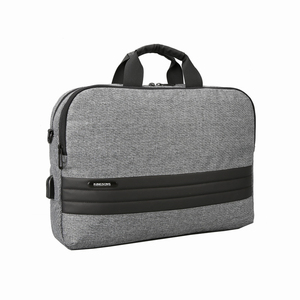 high quality new model logos grey manufacturer trendy wholesale guangzhou china import side hand bags for men laptop handbag bag