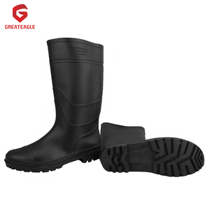 Hot Selling Cheap PVC Working Rain boots Wellington boots