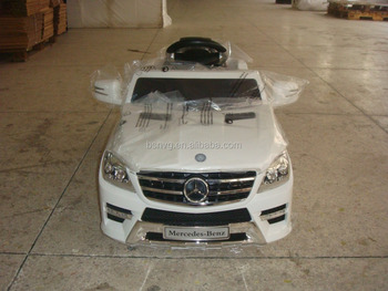 Licenced Mercedes Ml350 Kids Ride On Suv Car