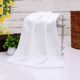 Wholesale 32S hotel high quality 600gsm 100 cotton bench bath towel white