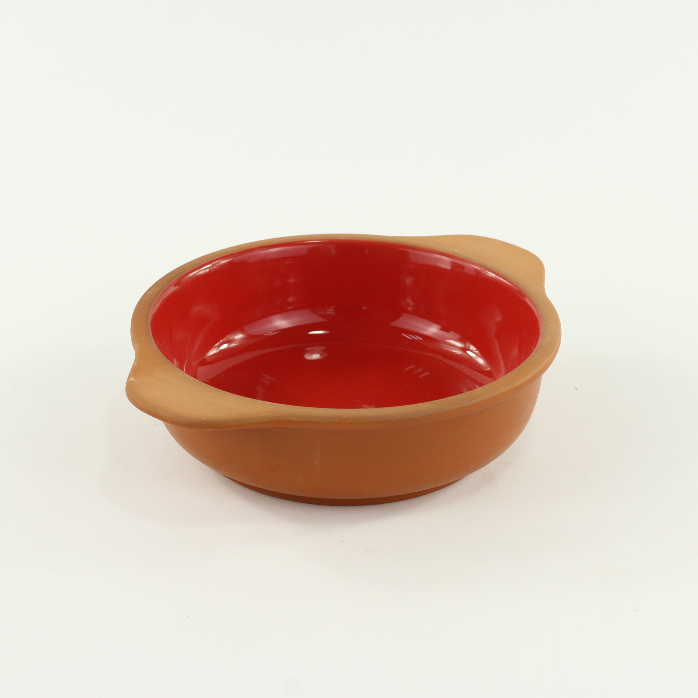 Terracotta Serving Dish Plate With Handles