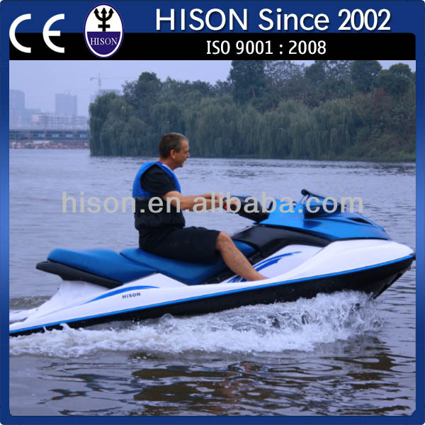 Hison economic fuel water sports price sea scooter