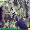 Waterproof breathable laminated military camouflage types of jacket fabric material