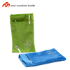 Multi-color new design drawstring hand pouch for mobile phone storage