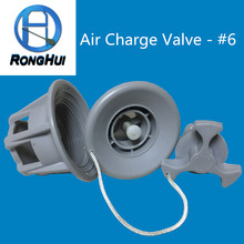 #6 Inflatable boat accessories good quality Air Charge Valve for banana boat