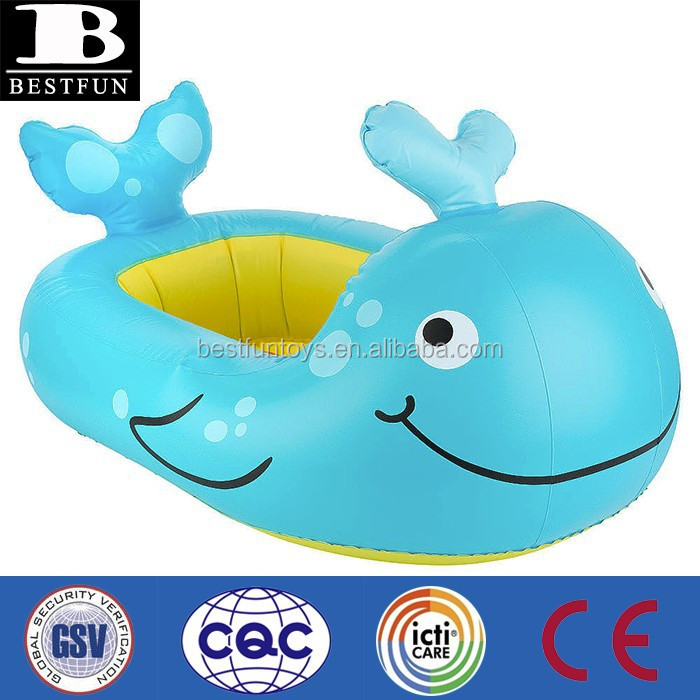 Promotional Custom Oem Inflatable Blue Whale Tub Portable Baby ...