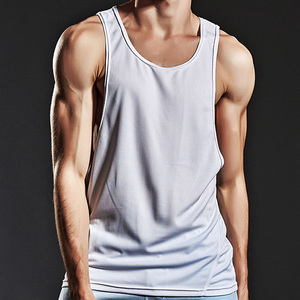 bda986f5004bbc Loose Fit Tank Tops For Men
