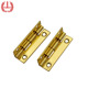 95 Degree Iron General Hinge For Box In Goden Color
