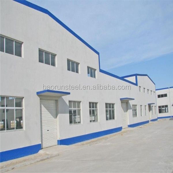 Hot Sale New Design Low Cost Construction Design Prefabricated Steel Structure Shed