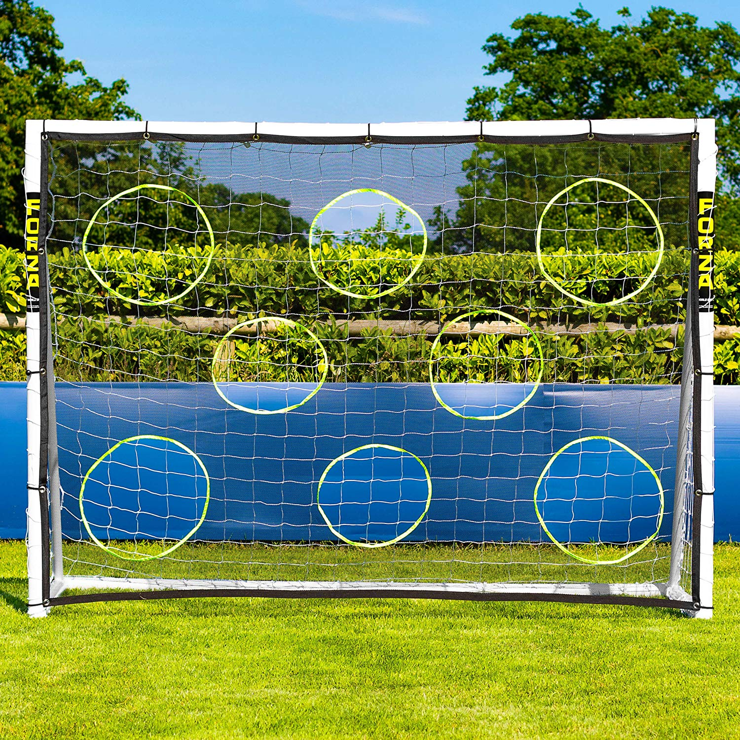 ac667c53c Get Quotations · Forza Pro 8  x 6  Soccer Goal