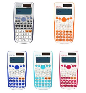 Practical battery power 10 digit best online scientific calculator with  plastic cover