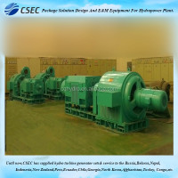 Water Turbine Generator Price