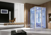 Gigantic Steam Room for 2 People with shower 201ST