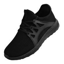 Men's Sneakers Mesh Ultra Lightweight Breathable Athletic Running Walking Sport Shoes
