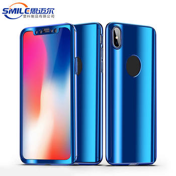 watch 17376 4fcc4 Pc Tempered Glass Mirror Cell Phone Case For Iphone X,Super Slim Cover For  Iphone X Case With Mirror - Buy Mirror Cell Phone Case,For Iphone X Case ...