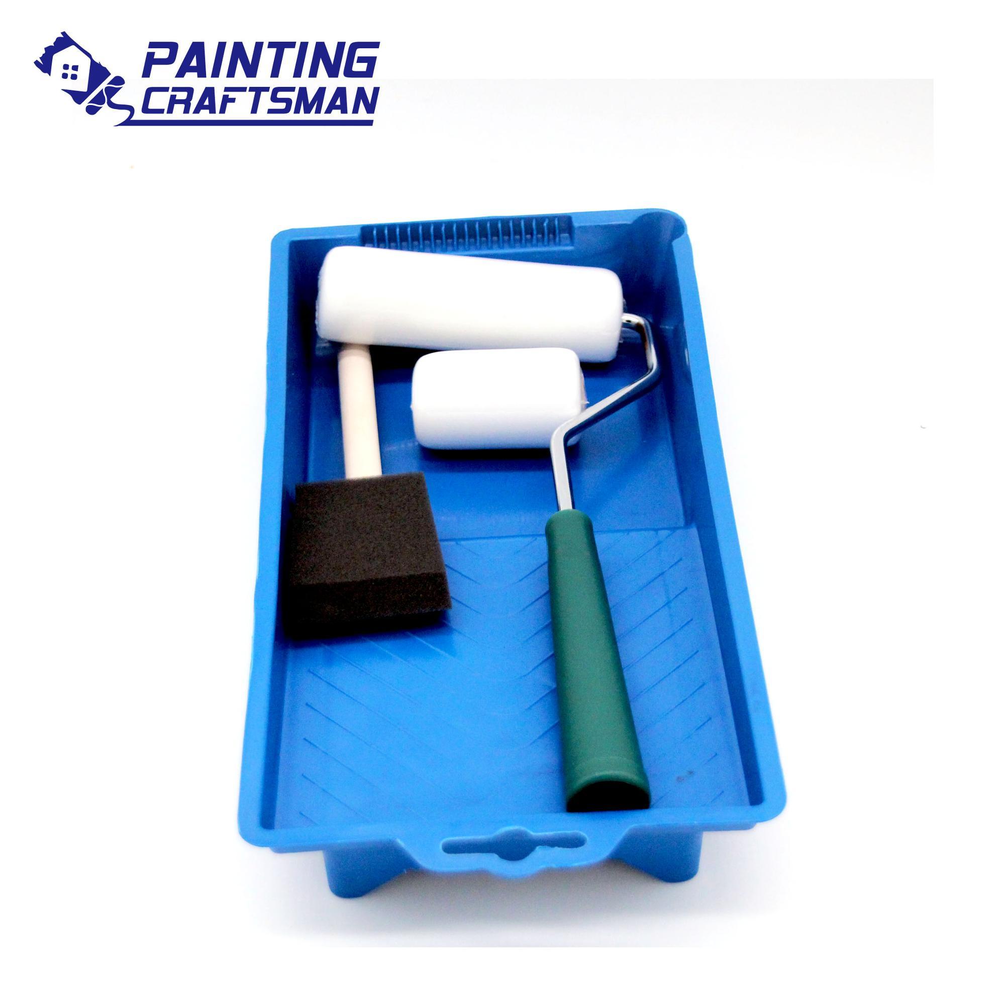Vente chaude pinceau ensembles DIY outils de peinture pour murs