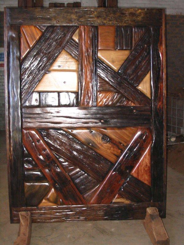 Solid Sleeper Wood Doors   Buy Wooden Doors Product On Alibaba.com