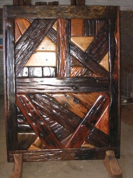 Solid Sleeper Wood Doors Buy Wooden Doors Product On