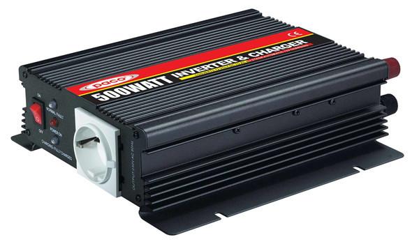 Paco 12v 220v 500w Inverter With Battery Charger - Buy Inverter 12v 220v 500w,12v 220v Inverter ...