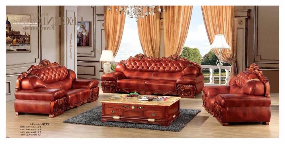 Cổ điển sofa cắt đồ nội thất đồ nội thất phòng khách bán vòng tròn sofa cắt