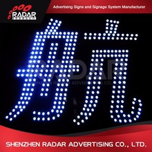 Chinese Manufacturer custom led neon signs for Advertising Light Boxes