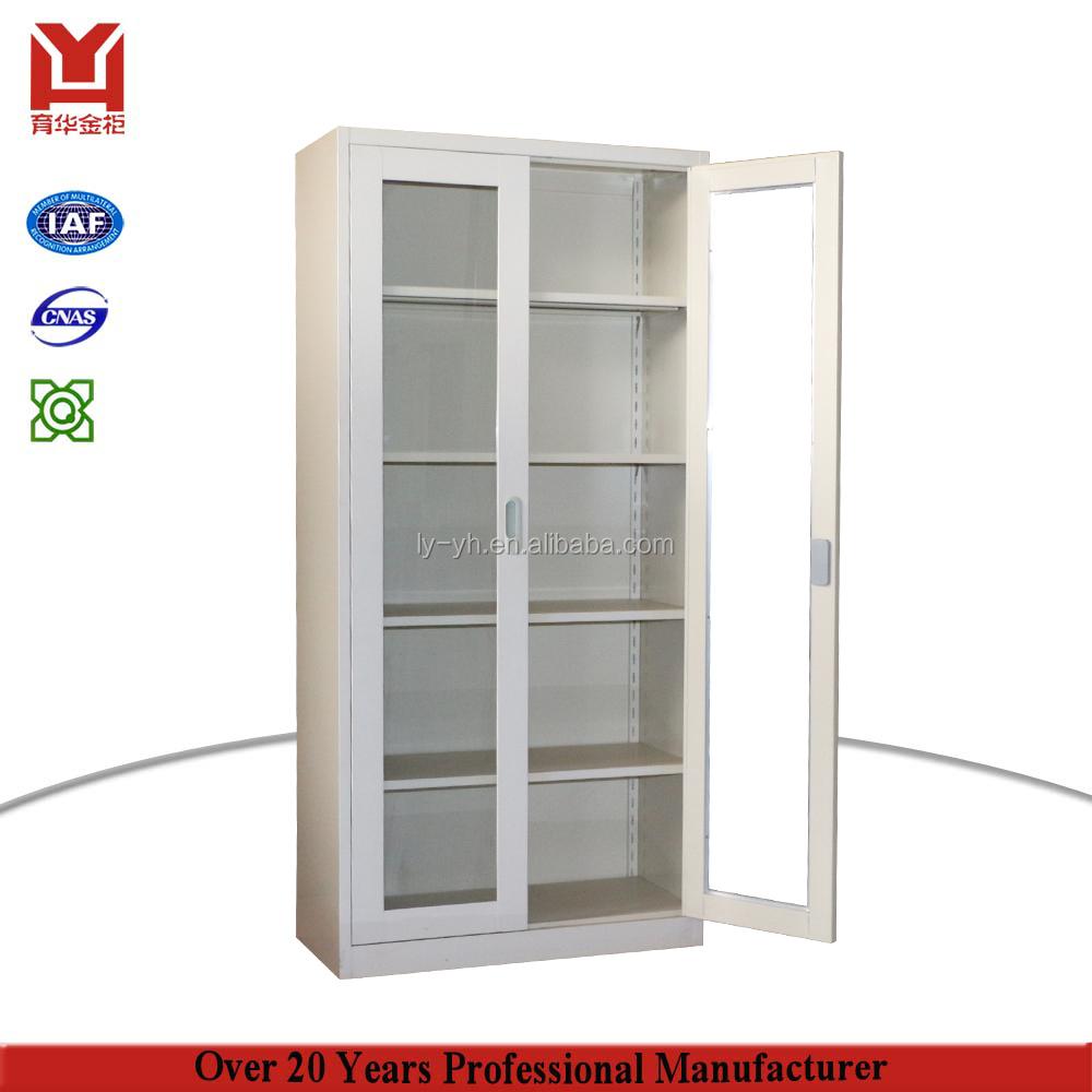 Glass Door Open Face Metal Filing Cabinet Buy Metal Filing Cabinet