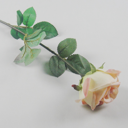 PU Material Diamond Rose Flowers For Wedding Decora Artificial Flowers Sale Artificial Rose Boutonniere Artificial Red Rose Vine
