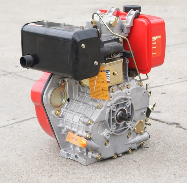 Bison China 186f Generator Spare Parts Big Fuel Tank Diesel Engine Portable 13hp Air Cooled 186f Diesel Engine Buy Auto Engine Parts Cool Product On Alibaba Com