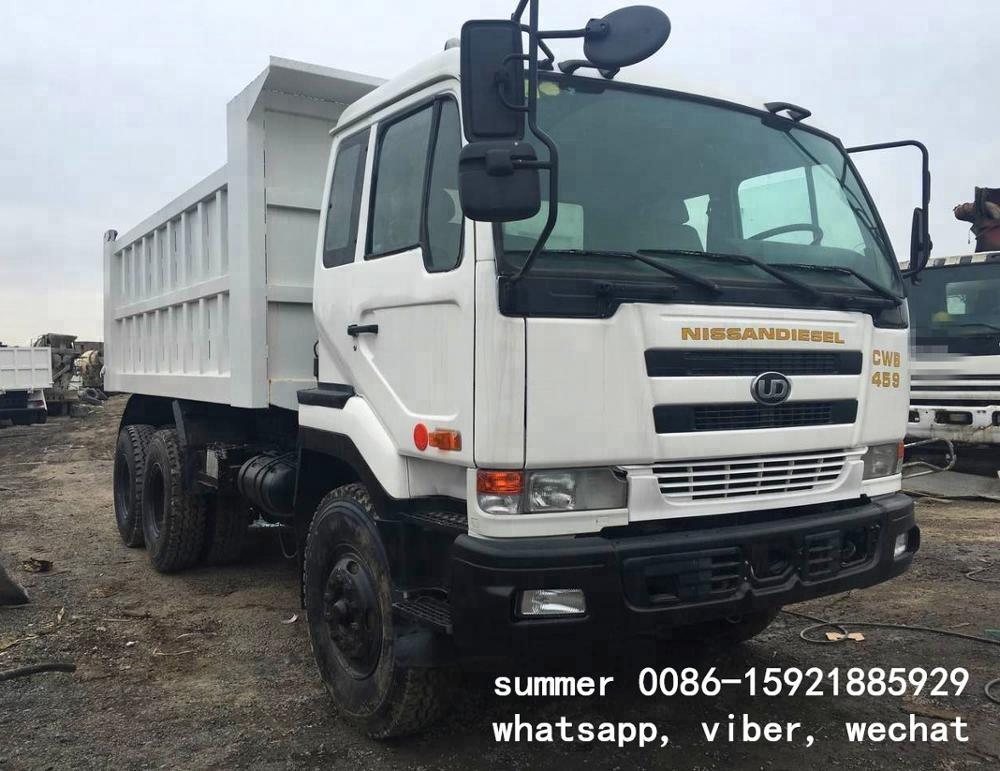 nissan v10 lorry
