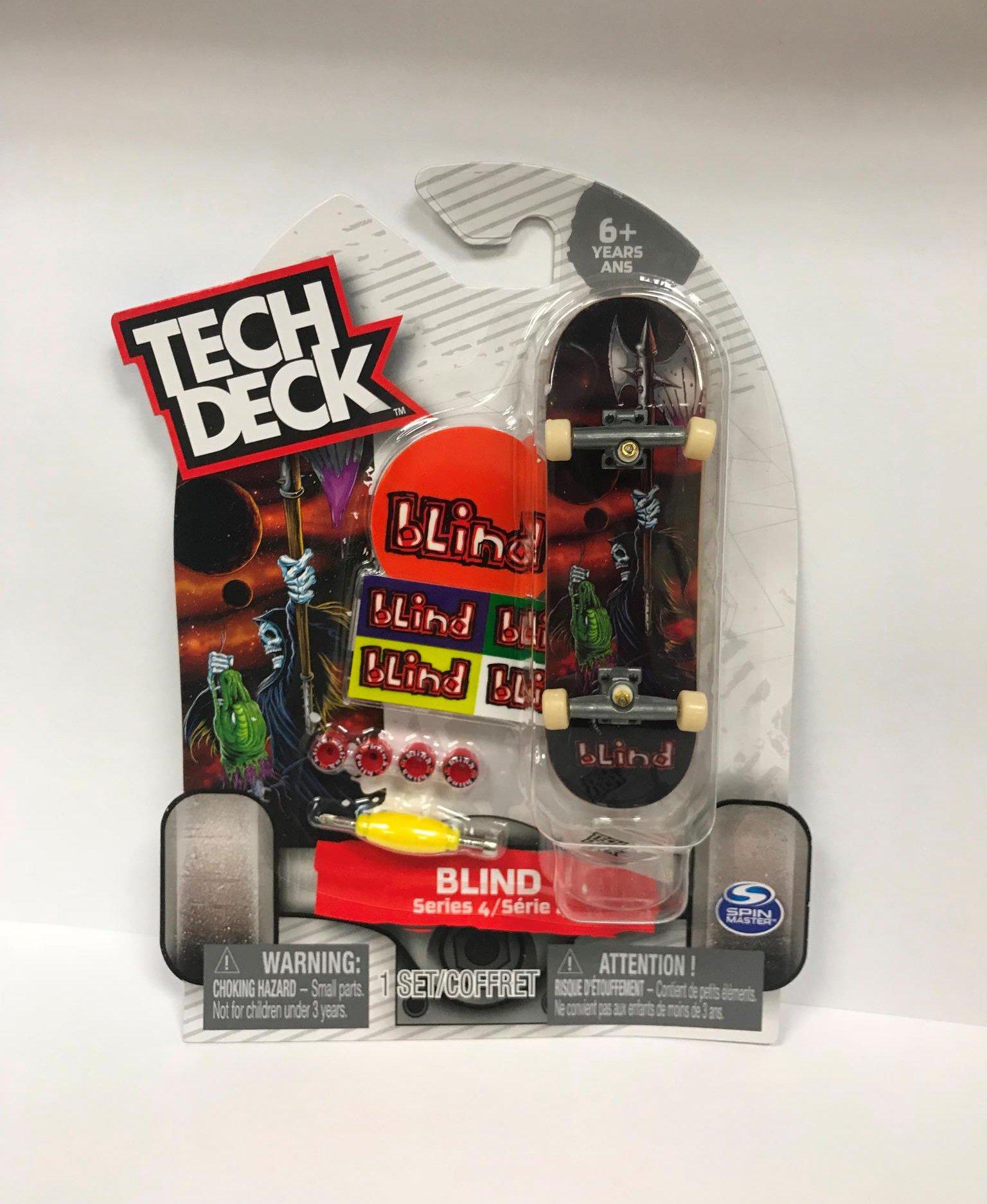 Tech Deck Collector Series Jake Brown Blind  Skateboard Fingerboard