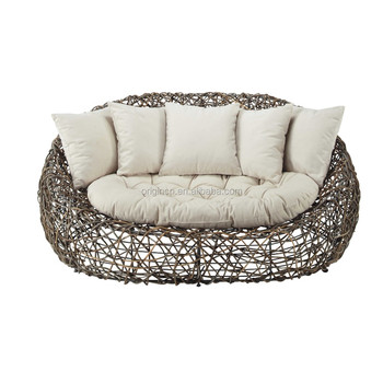 Sophisticated Accent Decorative Indoor Outdoor Sofa Furniture ...