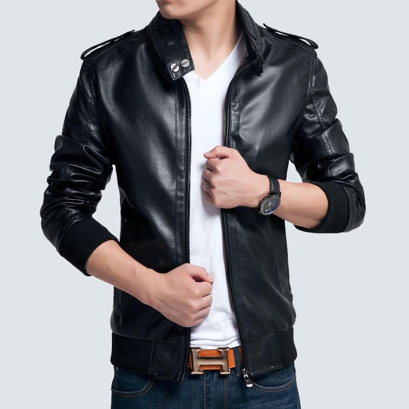df32298b253 Popular Mens Patent Leather Jacket-Buy Cheap Mens Patent .