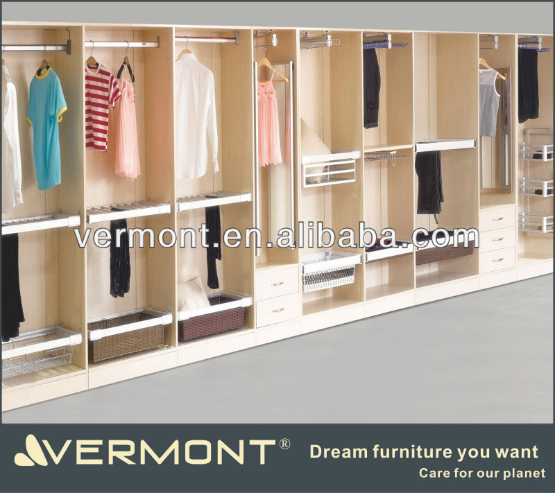 Hangzhou best running design laminate modern wardrobe