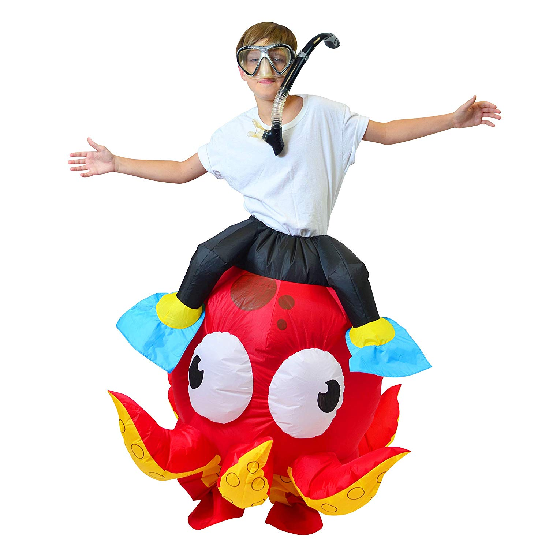Rubies Costume Deluxe Octopus Costume